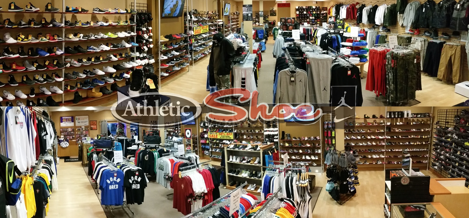 Athletes Foot Shoe Store Online Shopping